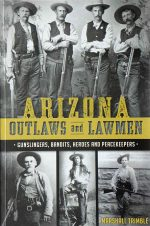 Arizona outlaws and lawmen front cover