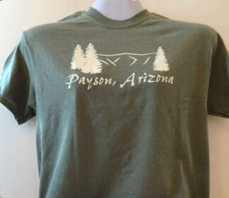 Ladies Payson T-Shirt – Pink