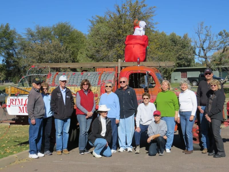 Volunteer in Payson, AZ at the Rim Country Museum